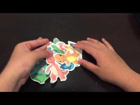 POKEMON LEGENDS THE PAPER GAME (AND MUCH MORE)