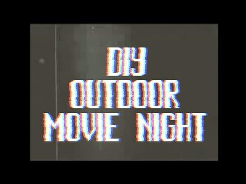 DIY: CREATE AN AWESOME MOVIE NIGHT