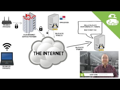 What is a VPN? - Gary explains