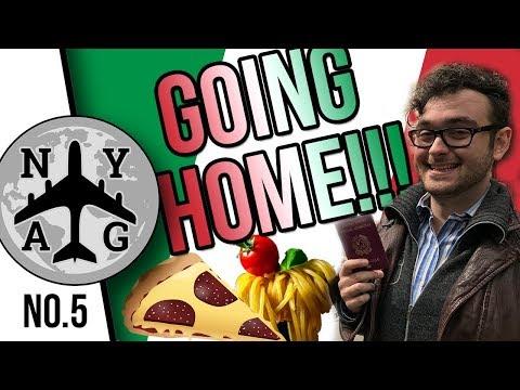 Moving to Italy!!! MAKING DREAMS REALITY! - NYAG #5