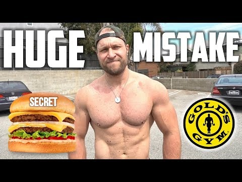 Admitting A HUGE Mistake, In-N-Out Burger Secret & The MECCA Gold's Gym Venice   Road to 500 Ep 10