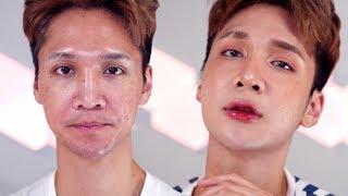Juicy Peach Summer Makeup - Edward Avila