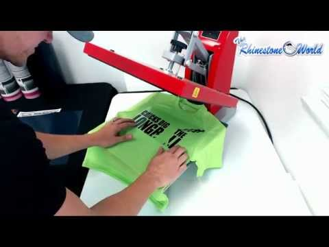 How To Make A Custom Shirt From Start To Finish