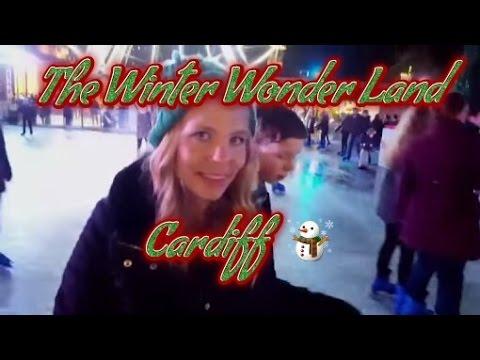 The Winter Wonder Land Cardiff! 🎄
