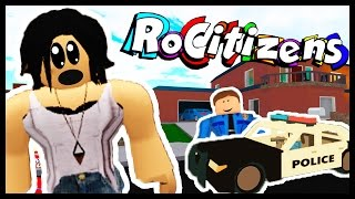 ROBLOX | RoCitizens: HOW TO GET THE SLEIGHER CAR AND THE TRAIN TABLE