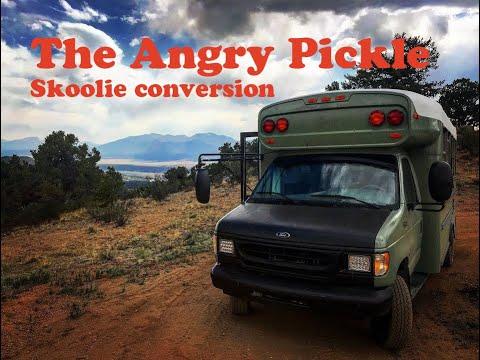 The Angry Pickle - Skoolie Bus conversion - PakVim net HD Vdieos Portal