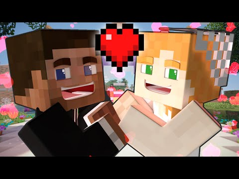 If Steve and Alex Got Married - Minecraft