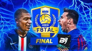 F8TAL TOTS MBAPPE VS MESSI | FINAL VS BATESON