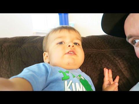 BABY BUCK TEETH!!
