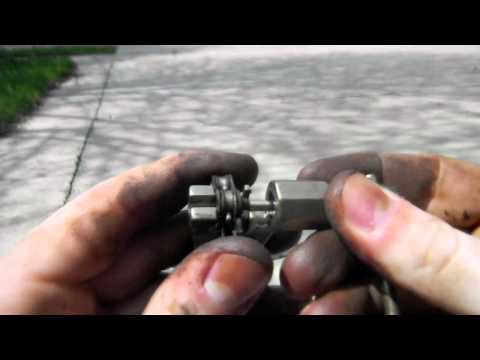 How To Repair a Bicycle Chain