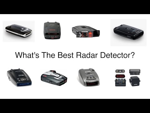 What's the Best Radar Detector? 2015