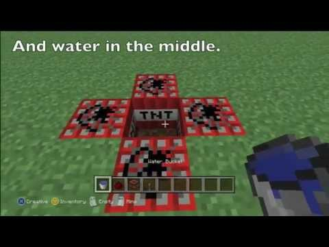 Minecraft Xbox 360: How To Build A Jump Boost!