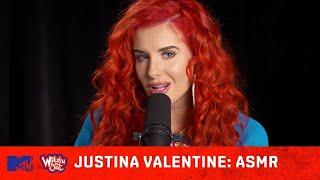 Justina Valentine Your New ASMR Sensation 💆 | Wild