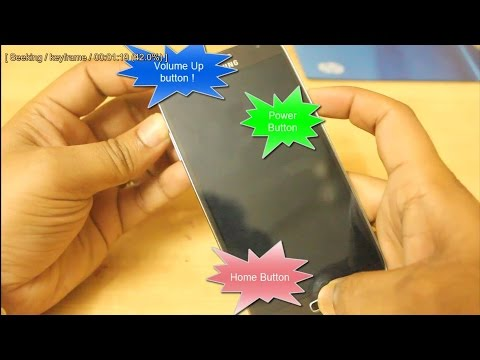 How to hard reset / format Samsung Mobile Phone ! (Very Easy Method )