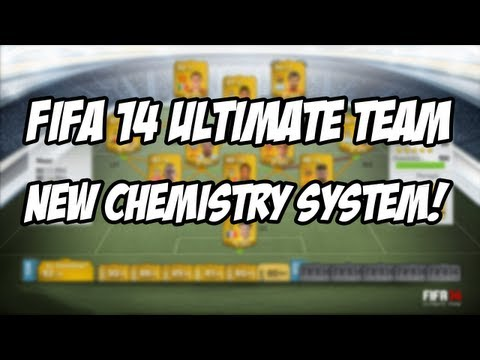FIFA 14 ULTIMATE TEAM NEW CHEMISTRY SYSTEM WITH SCREENSHOTS!