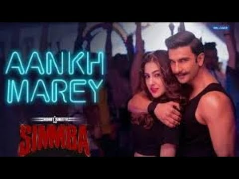 Xxx Mp4 SIMMBA Aankh Marey Ranveer Singh Sara Ali Khan Tanishk Bagchi Mika Neha Kakkar Kumar Sanu 3gp Sex