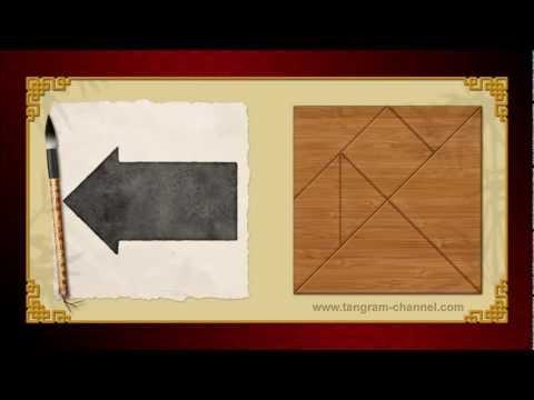 Tangram Arrow 5