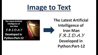 How to recognize text from image with Python OpenCv OCR