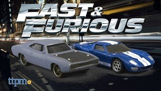 Fast & Furious Ford GT-40 & Dodge Charger 1970 from Mattel
