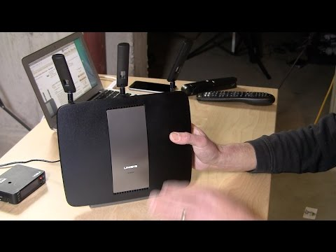 Linksys AC3200 / EA9200 Review: Tri-Band Wireless AC 3x3 Wi-Fi Router EA9200-4A