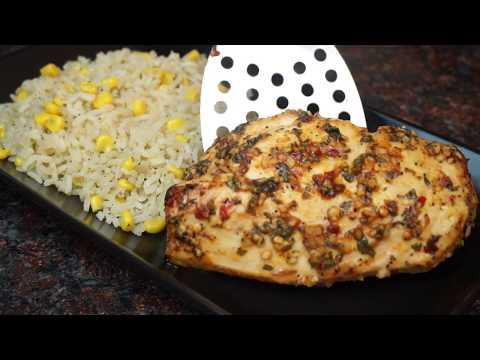 Cilantro Lime Chicken | Marinade