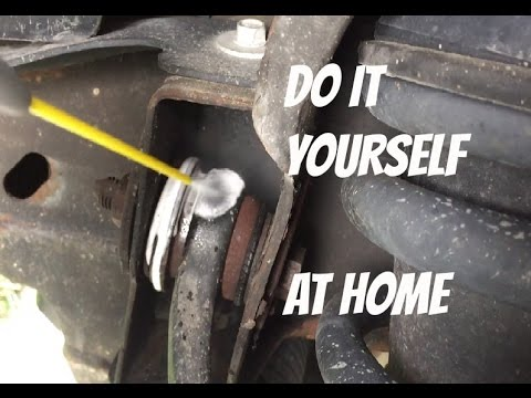 How to Fix Car Squeaks / Creaks / Noises - How to Fix Truck Squeaks / Creaks / Noises
