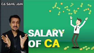 Salary of a Chartered Accountant in 2020| Best Motivation