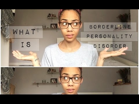 Borderline personality disorder - my life, my experiences and some simple facts