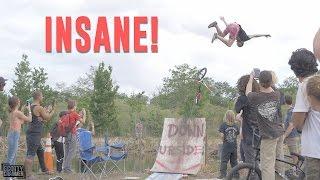 WE SURVIVED THE CRAZIEST BMX EVENT!