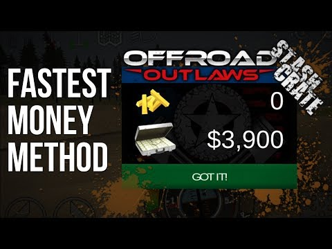 Offroad Outlaws - FASTEST MONEY MAKING METHOD 2018 For Beginners & Advanced Players