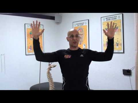 The Bible of Reasons & Exercises to Correct Lower Neck Pain (Pinched Nerve) / Dr Mandell
