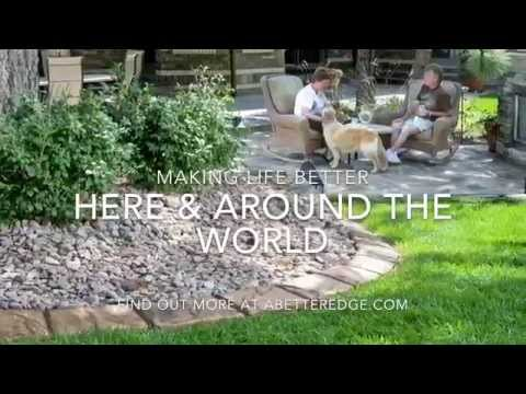 A Better Edge Colorado Springs landscaping and concrete overview 2015