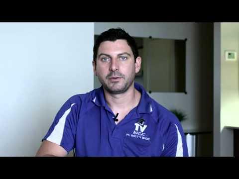 Sam John - TV Magic Perth