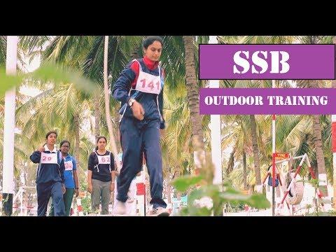 SSB Outdoor Training Video || Cavalier India || SSB Preparation