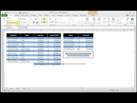 Microsoft Excel How Add A Text Box With Arrow