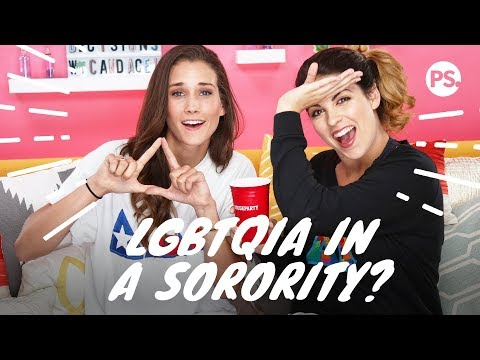 Being LGBTQIA in a Sorority With Shannon Beveridge (NowThisIsLiving) | Pour Decisions With Candace