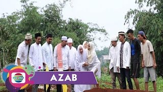 AZAB - Pemilik Masjid yang Korup Kuburannya Menyemburkan Batu Panas