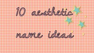 Roblox Username Ideas Aesthetic - Wholefed org