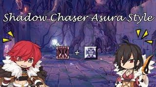 [Ragnarok] Shadow Chaser Asura Style Vs Vários MVP's [bRO]