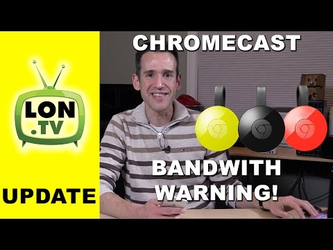 Warning: Google Chromecast Can Keep Streaming Even if you Leave The House with Autoplay!