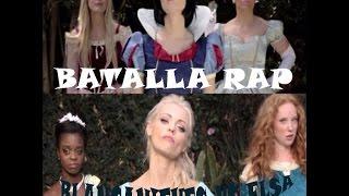 Rap Elsa VS Blancanieves - Español