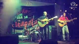 #MartialLaw45: BUKLOD performs for Manlaban Para sa Karapatan concert rally
