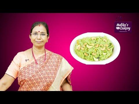 Hyderabadi Biryani | Mallika Badrinath | Indian Vegeterian Recipe in Tamil