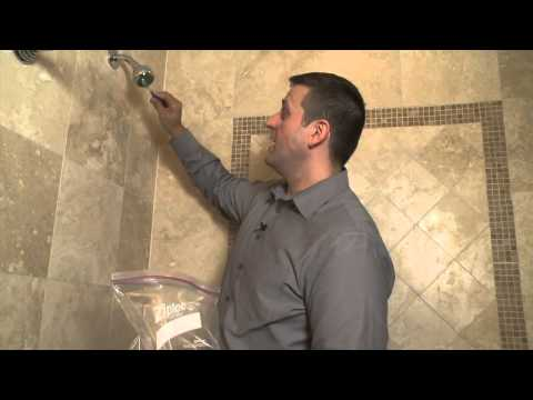 Quick Fix: Improve Water Flow on your Shower Head