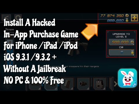 [TutuApp] Install A Hacked In-App Purchase Game For Free On iPhone / iPad iOS 10.2.1, 10.3 NO JB/PC