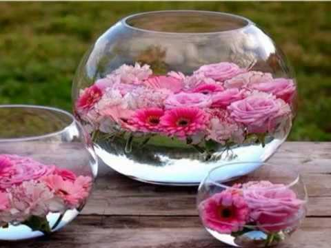 LIFEHACK Beautiful Flowers Floating In Water