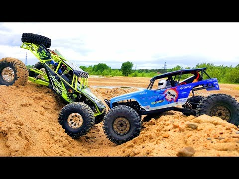 RC Cars 4x4 Sands Storm Racing and MUD Action WLtoys 10428 — RC Extreme Pictures
