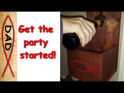 DIY - Custom party starter!