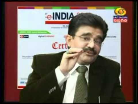 Interview with Dr. Mohd. Ilyas Rizvi IFS VC & MD APSMFC