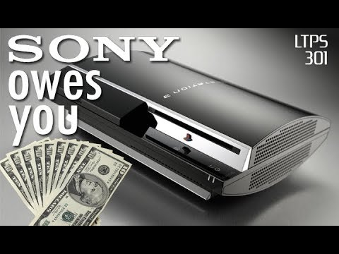If You Bought a Fat PS3, Sony Owes You $65. God of War Sequel Will Stay Norse. - [LTPS #301]
